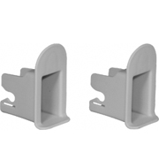 Isofix connector guide brackets (included in the set)